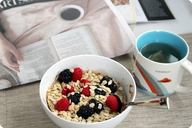 easy morning breakfast