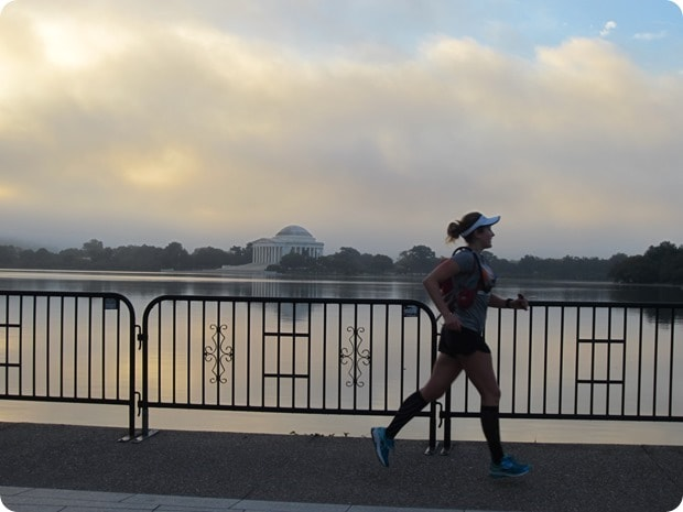 where to run long in dc