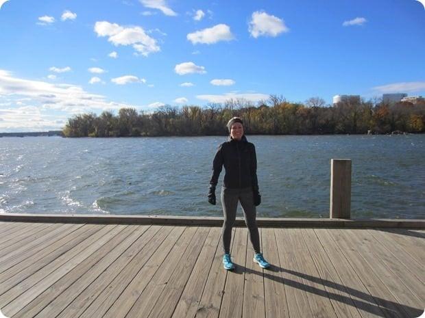 georgetown waterfront running