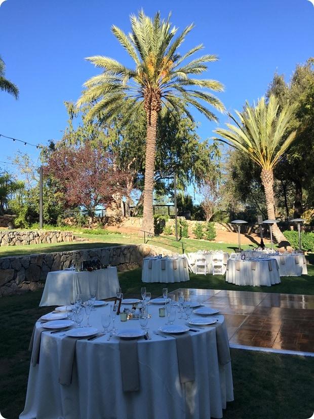 san diego wedding location outdoors