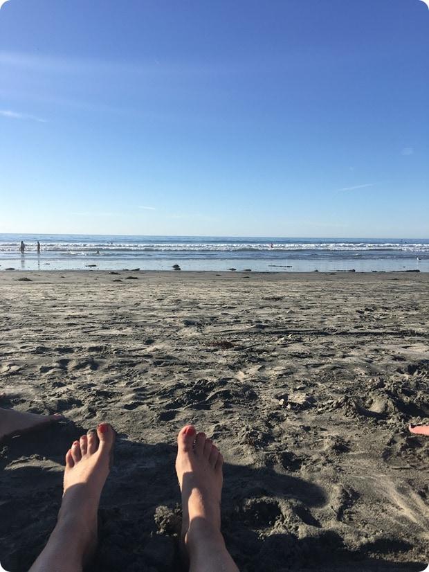 la jolla beach san diego
