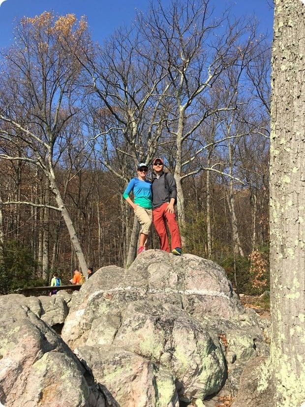 sugarloaf mountain hike