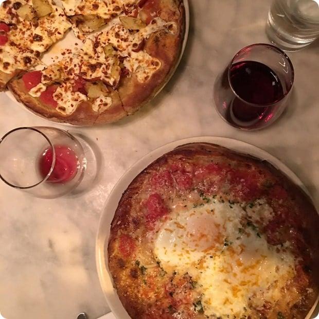 pizzeria paradiso gluten free