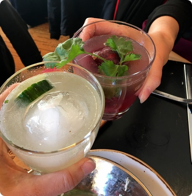 oyamel cocktails dc