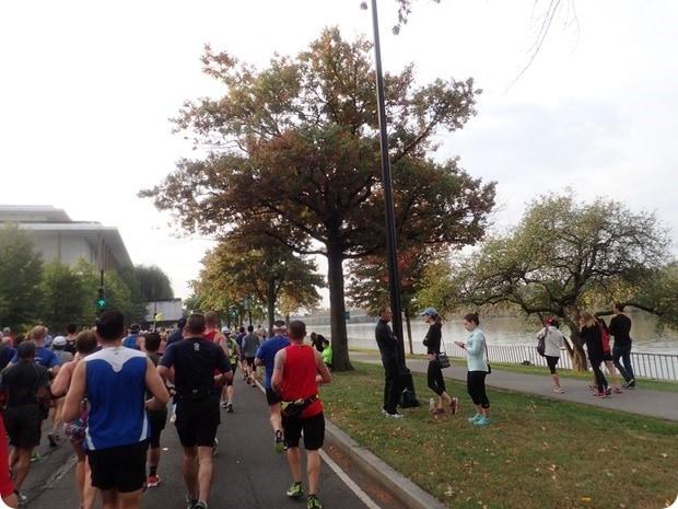 marine corps marathon georgetown waterfront