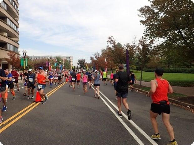 marine corps marathon crystal city