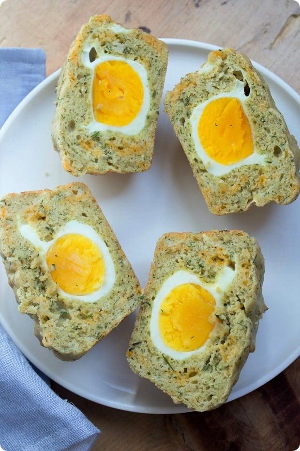 savory gluten free muffins