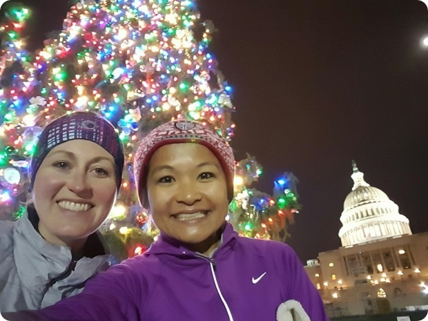 dc christmas tree light run