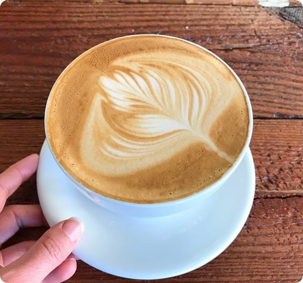 grace street coffee latte