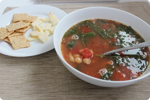 mediterranean turkey soup 2