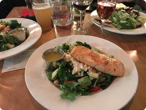 screwtop wine bar detox salad