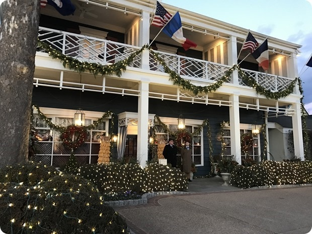 inn at little washington christmas