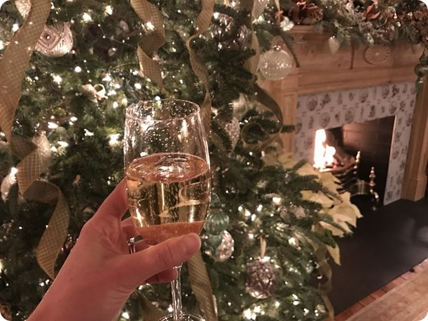 inn at little washington champagne