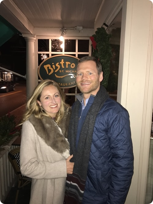 bistro st michaels review