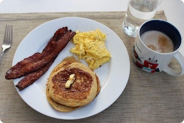 gluten free pancake mix review