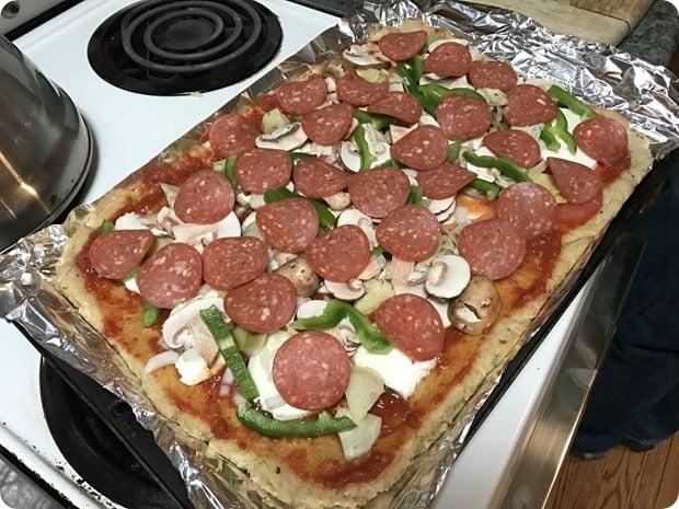 simple mills pizza dough review