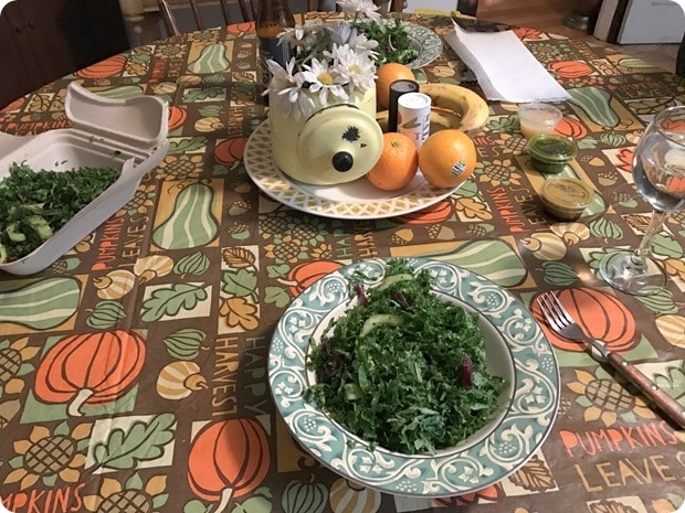 mom's organic market kale salad
