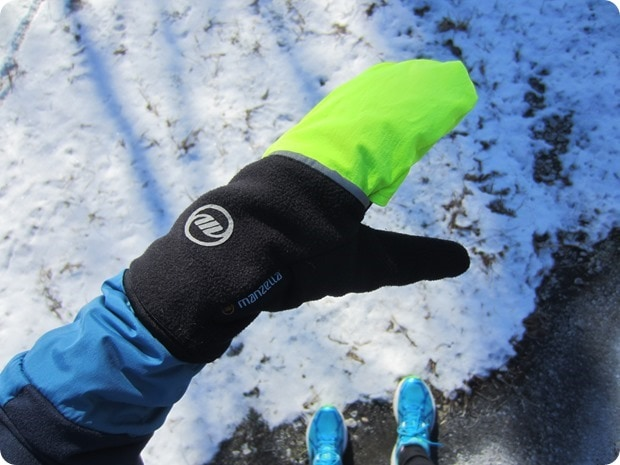 best running gloves for really cold weather