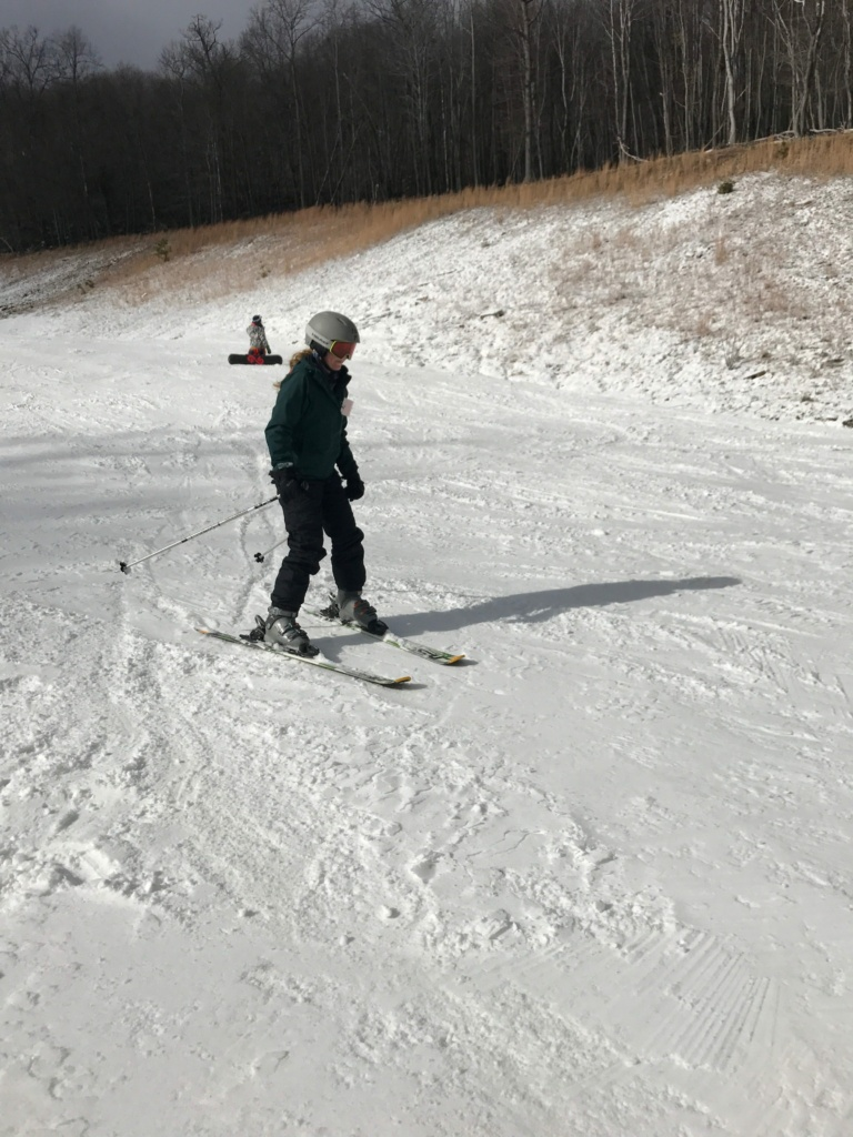 whitetail md skiing