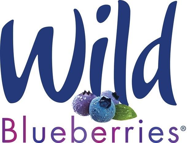 wild blueberries logo