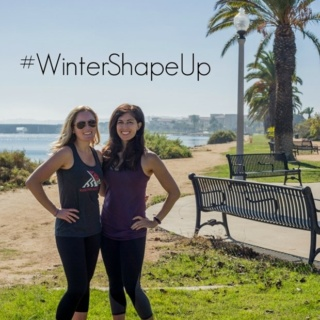 winter shape up free fitness nutrition challenge