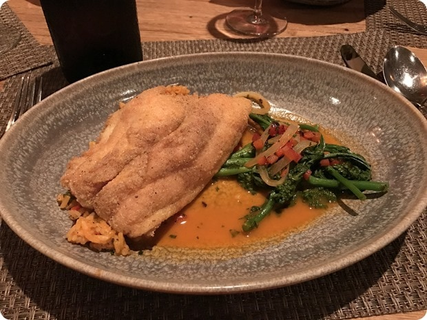 husk restaurant charleston dinner review