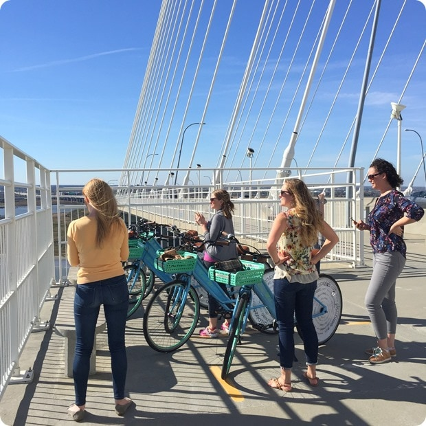 bridge biking charleston