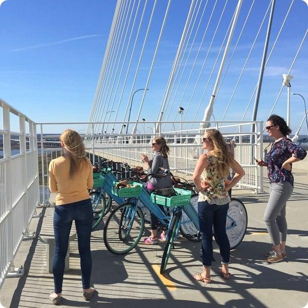 bridge biking charleston
