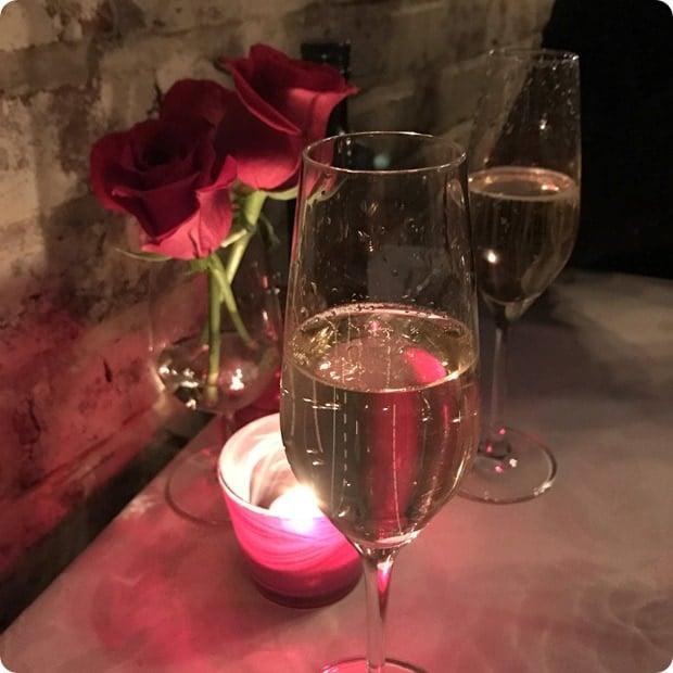 restaurant nora valentine's day