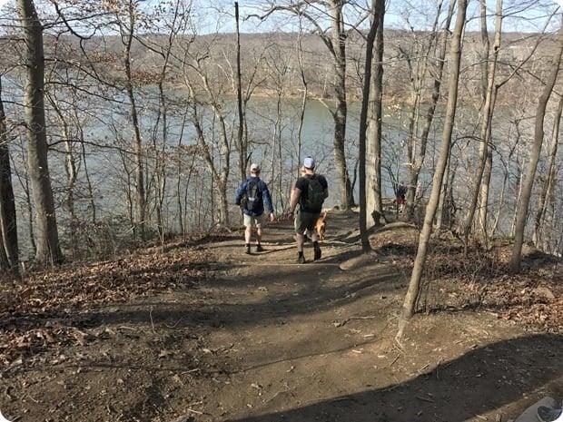 scotts run hike