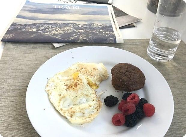 healthy protein breakfast