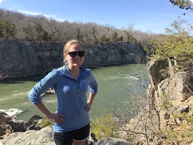 billy goat trail great falls