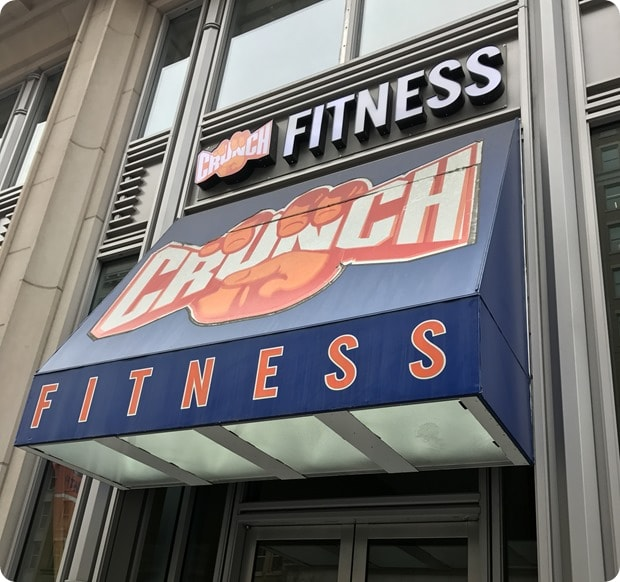 crunch fitness metro center review