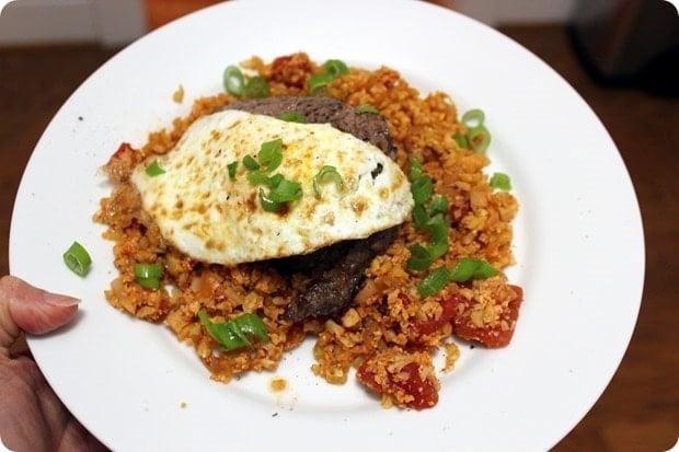 sun basket steak and eggs