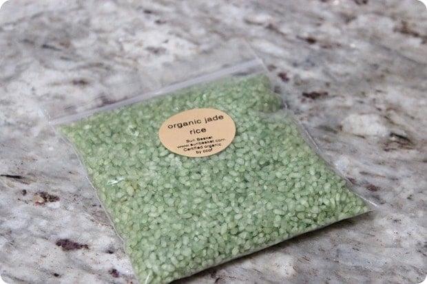 jade rice sun basket review