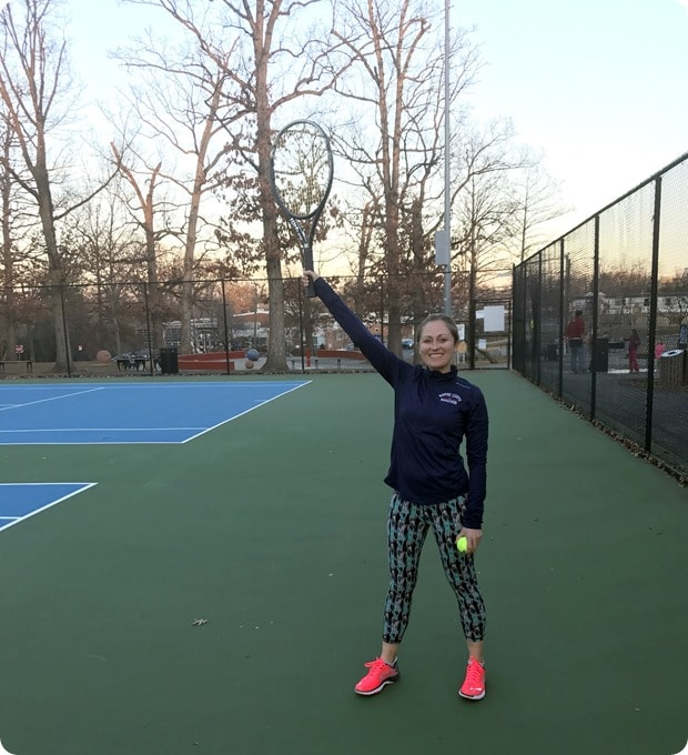 tennis courts in arlington va