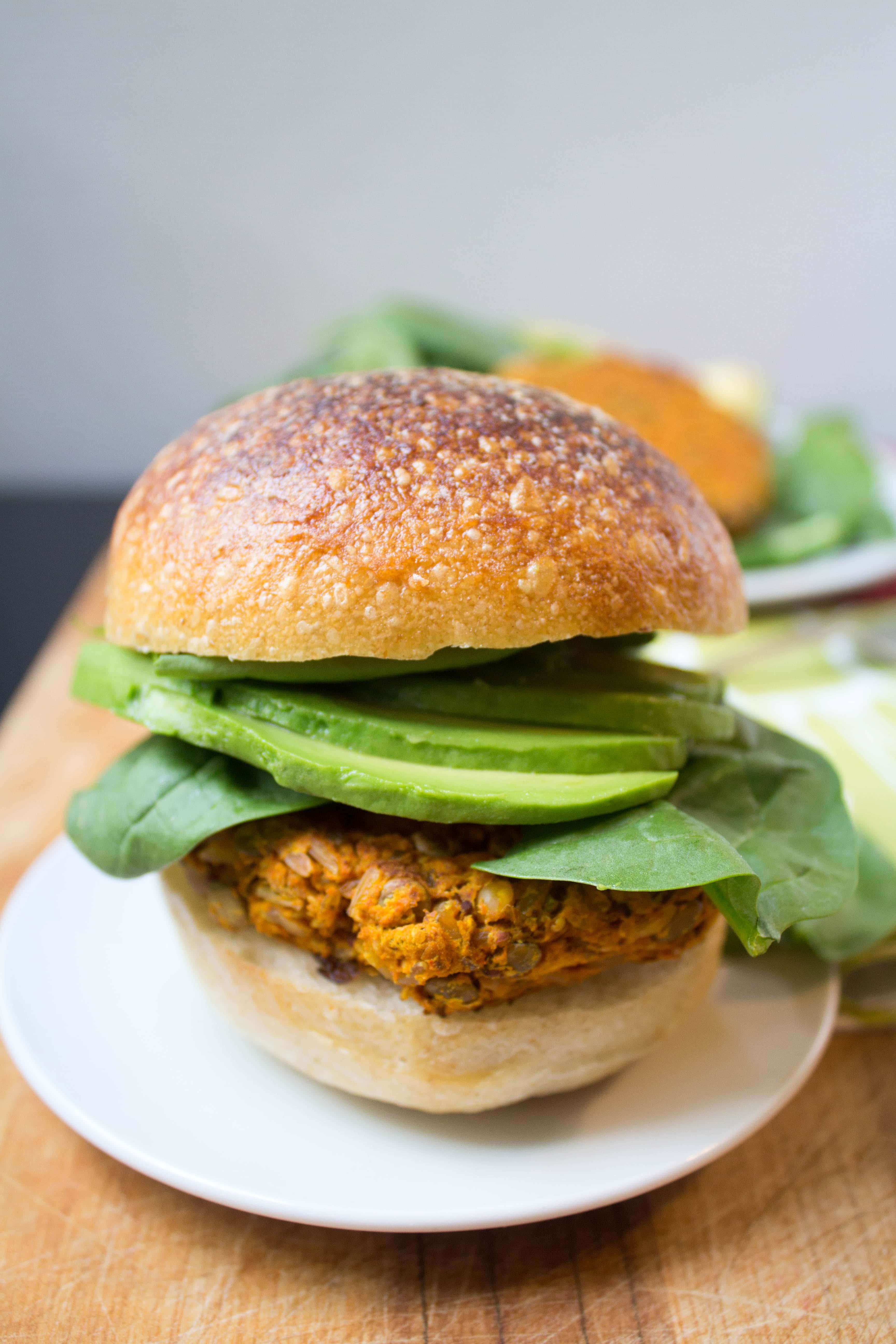 My 7 easiest dinner recipes fannetastic food registered a food processor these veggie burgers come together in no time plus baking the veggie burgers means dinner is on the table in 20 minutes without the forumfinder Gallery