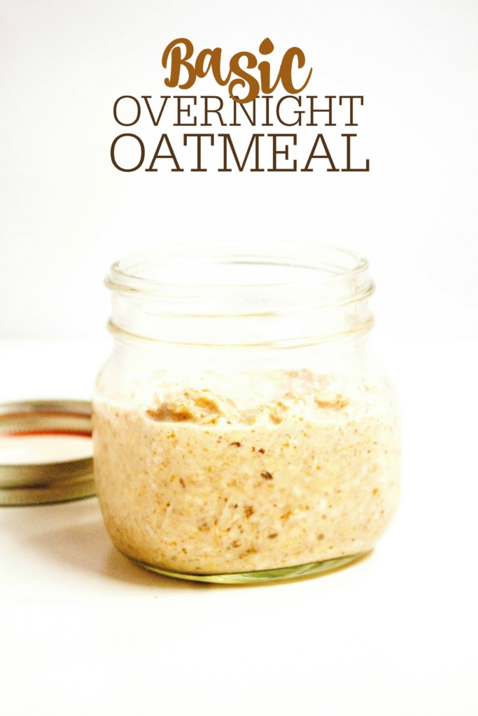 simple overnight oats recipe