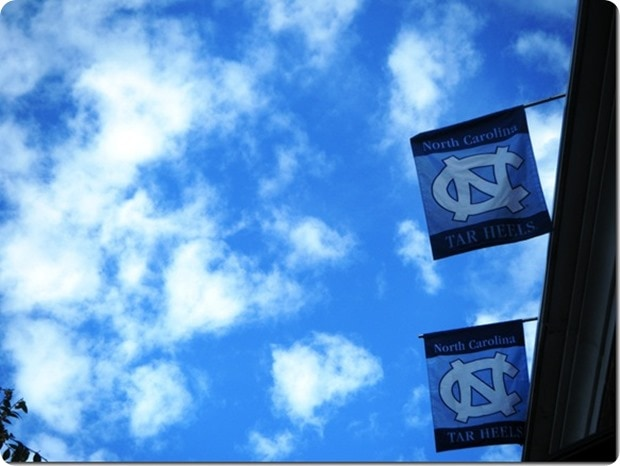 carolina blue skies