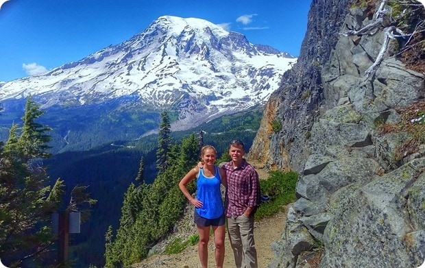 Summiting Mt. Rainier in Summer - fANNEtastic food ...