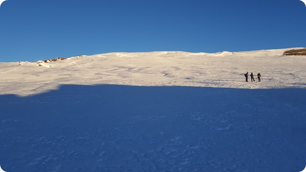 mt rainier crater summit hike