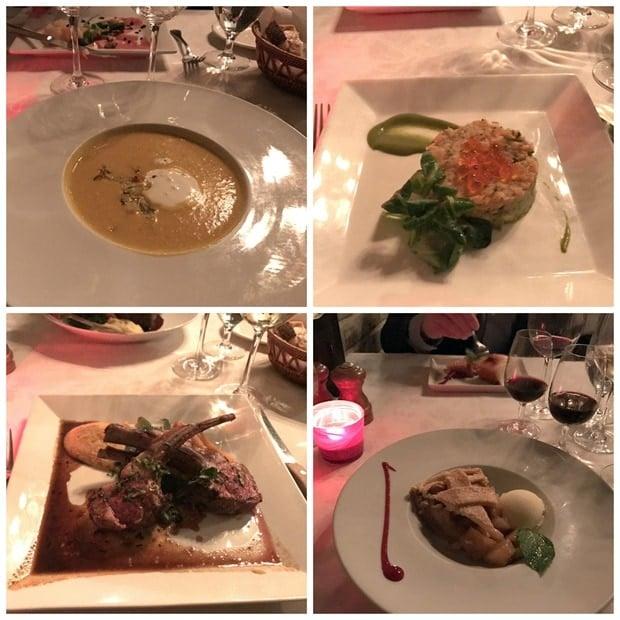 restaurant nora valentines dinner