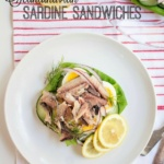 Scandinavian Sardine Sandwiches Recipe