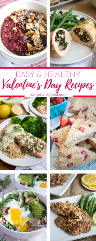 easy healthy valentine's day recipes
