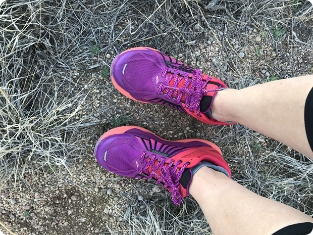 caldera trail running shoes review