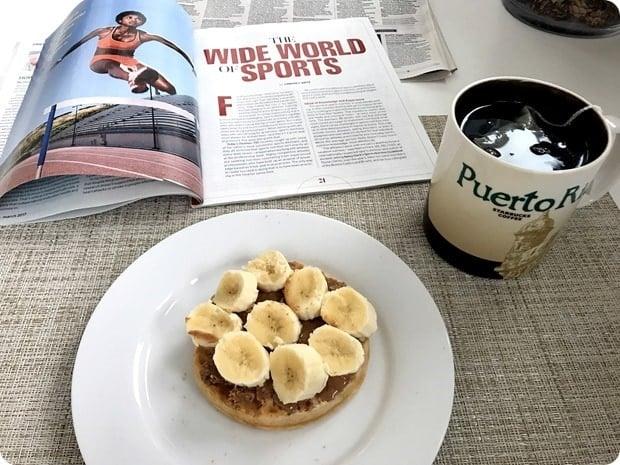 pre workout breakfast