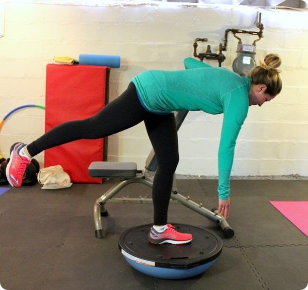 loosening hips and hamstrings