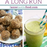 What to Eat Before and After a Long Run