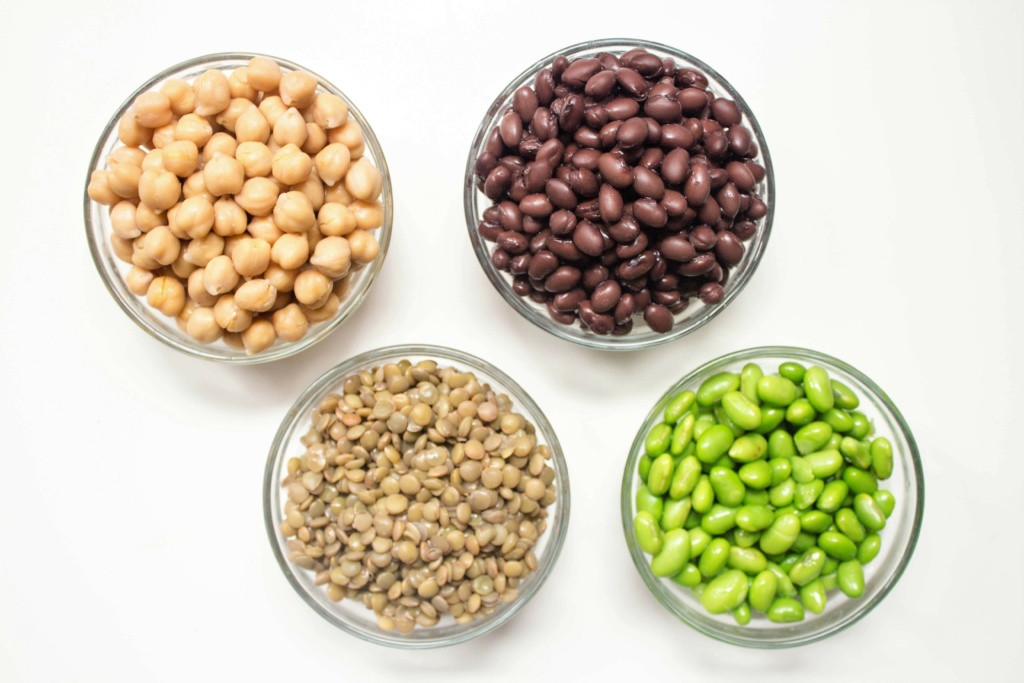 easy lunches with canned beans