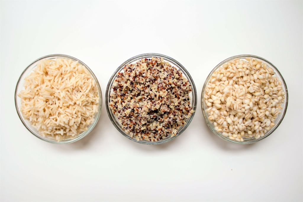 easy grain salad bowl recipes types of grains